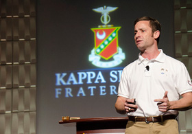 convention speaker - kappa sigma