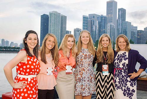 sorority and fraternity convention photography example