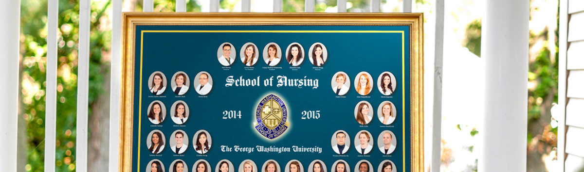 nursing and graduate composites