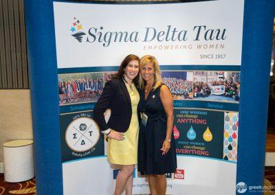 Sigma Delta Tau Leadership School