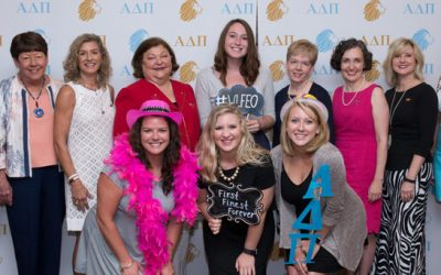 Alpha Delta Pi Leadership Seminar 2016