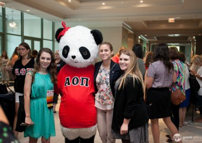 Alpha Omicron Pi Leadership Institute