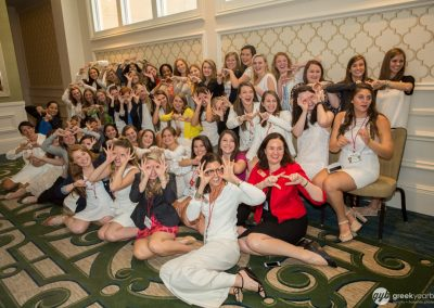 Chi Omega Convention 2016