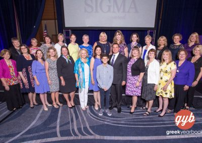 Sigma Sigma Sigma Convention