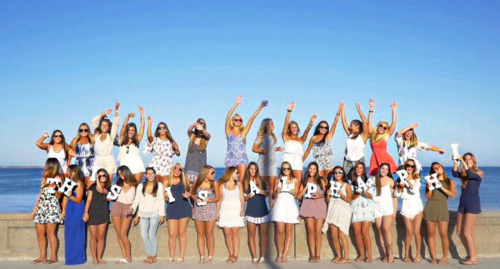 Alpha Phi - University of Rhode Island