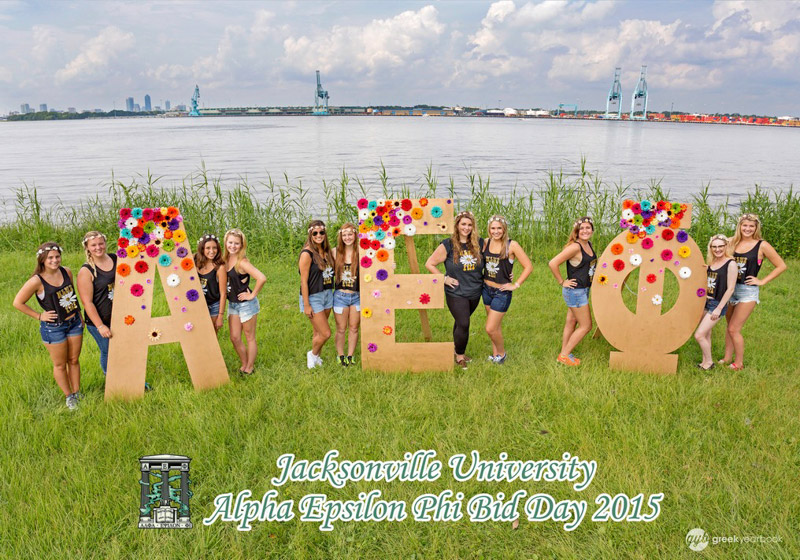 Alpha Epsilon Phi Jacksonville University