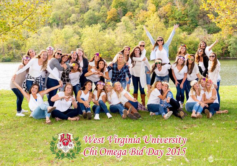 Chi Omega West Virginia University