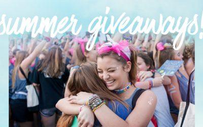 GYB Summer Giveaways