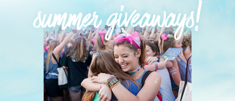GYB Summer Giveaways
