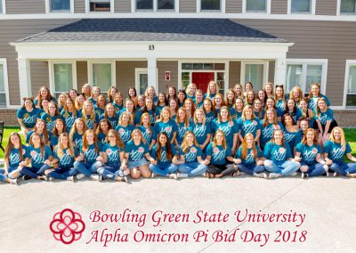Alpha Omicron Pi Chapter Photo