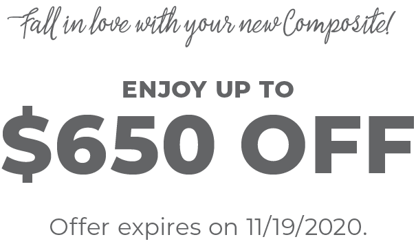 Enjoy up to  $650 OFF
