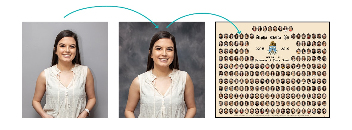 How to take your composite photo